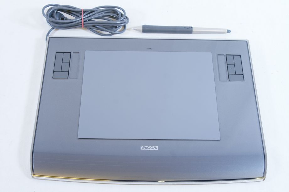 WACOM INTUOS PTZ 630 DRIVERS PC