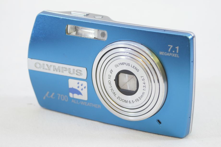 olympus mju u700 700 digital 7 1mp all weather digital camera blue rh arhc callcut net