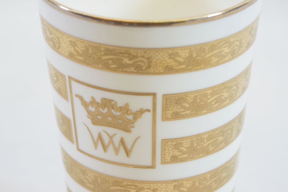 Royal Collection Prince William of Wales 21st Birthday Limited Edition Beaker 5