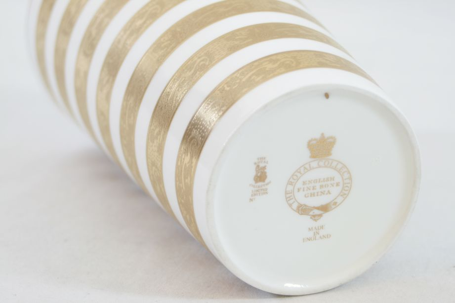 Royal Collection Prince William of Wales 21st Birthday Limited Edition Beaker 9