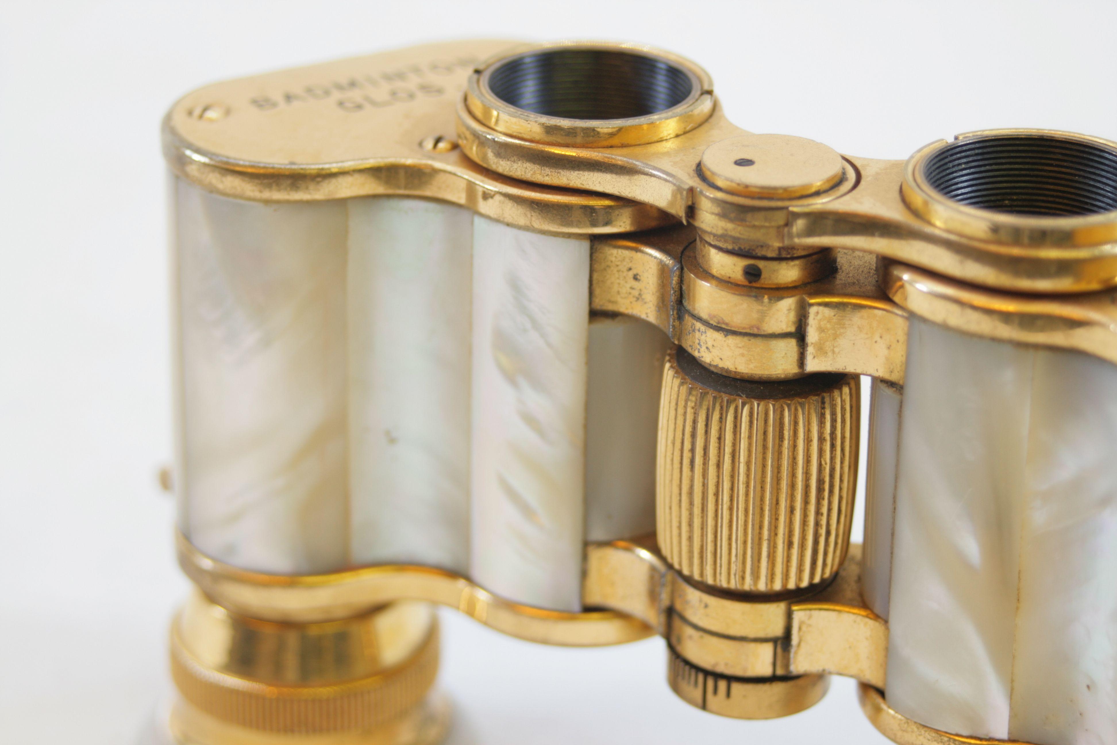 61d31136818 Open Full-Size Image. Carl Zeiss Jena Teleater 3 x 13.5 Prismatic Pearl  Opera Glasses   Binoculars 11