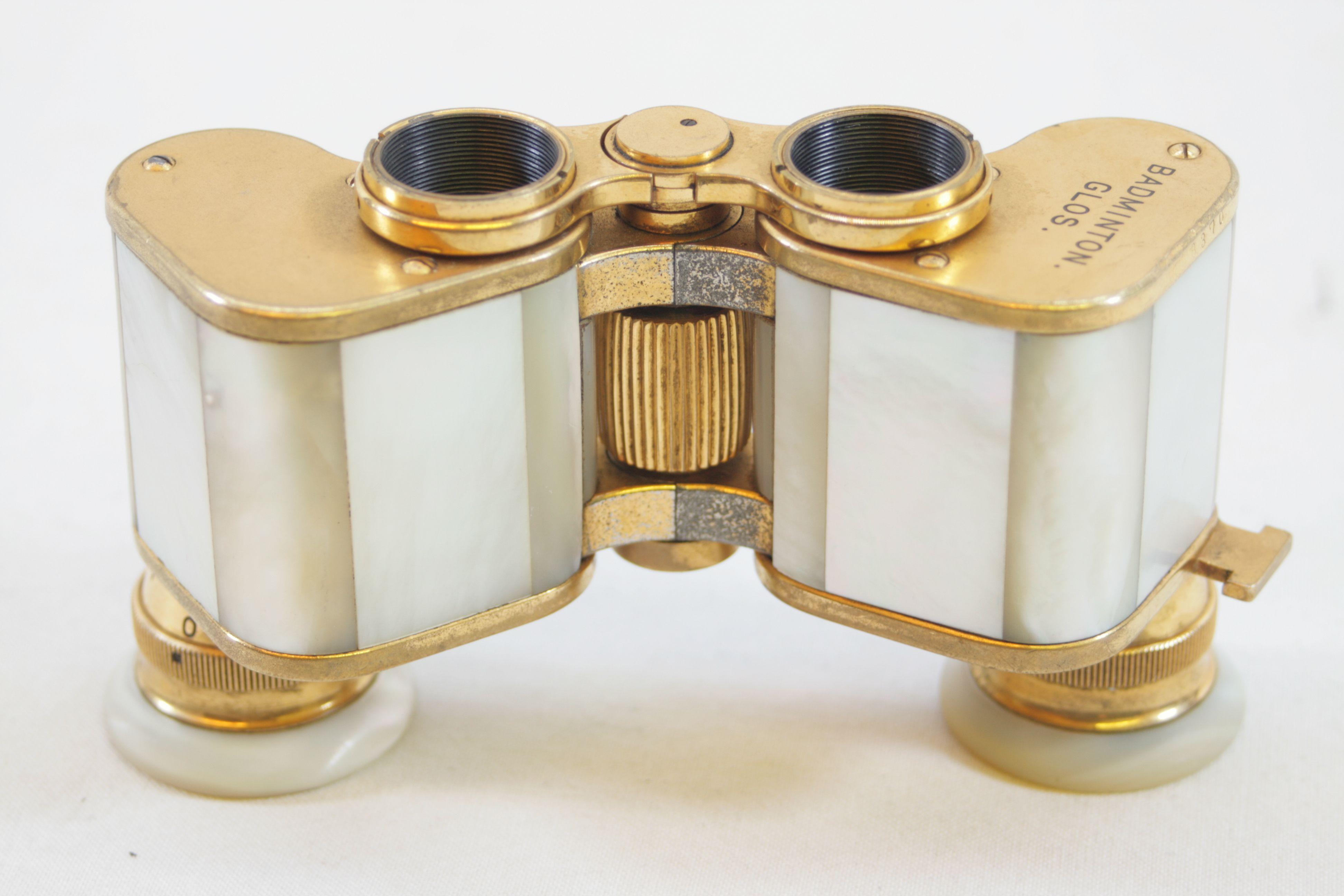 dd242aaa2f4 Open Full-Size Image. Carl Zeiss Jena Teleater 3 x 13.5 Prismatic Pearl  Opera Glasses   Binoculars 7