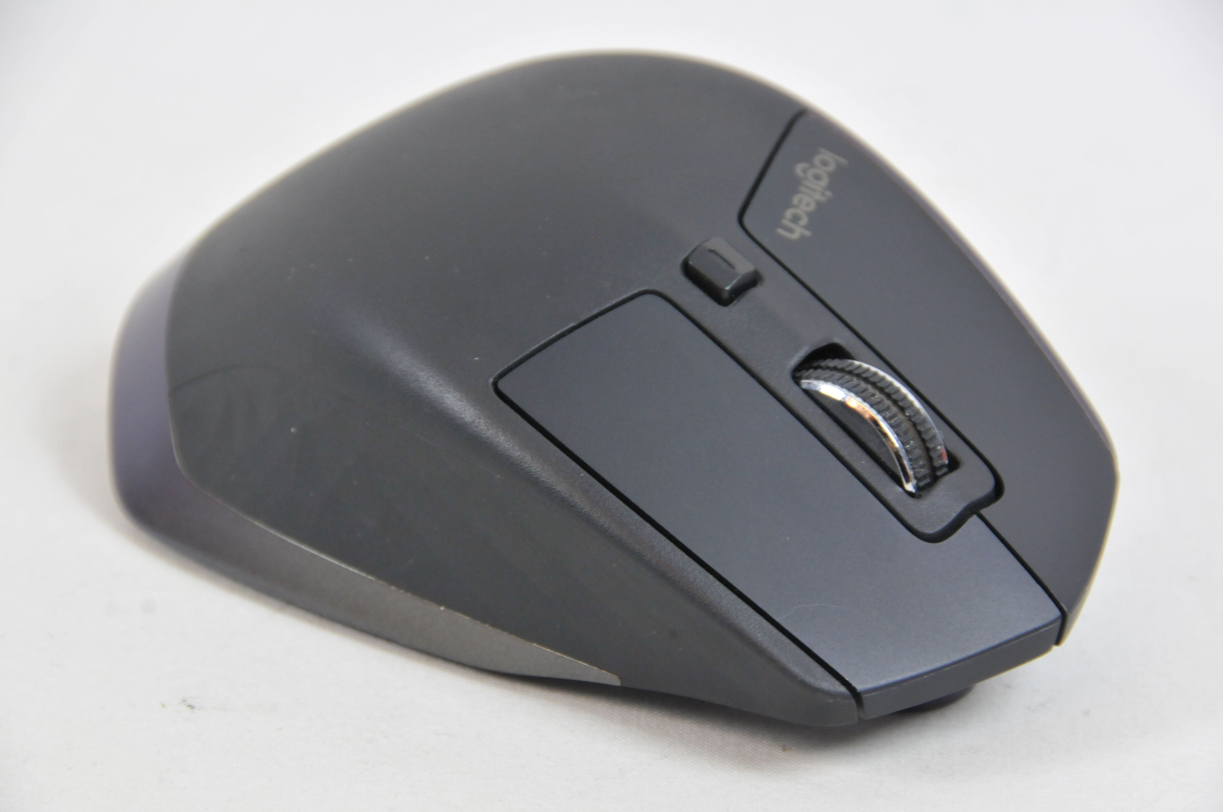 Logitech MX Master Wireless Bluetooth Laser Mouse for Mac