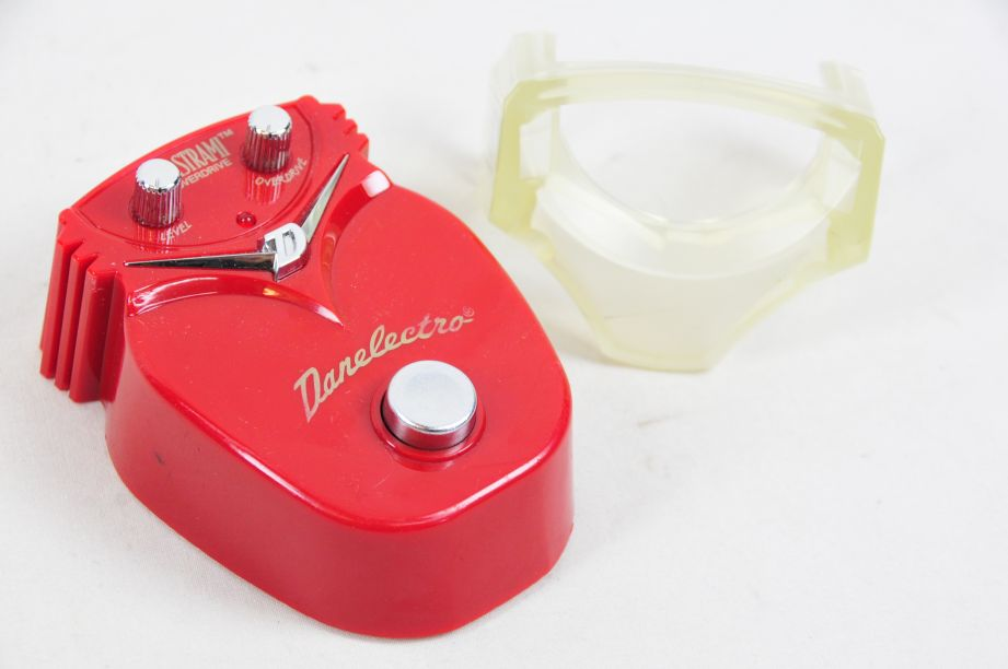 Danelectro Pastrami Overdrive Effects Pedal with Protector