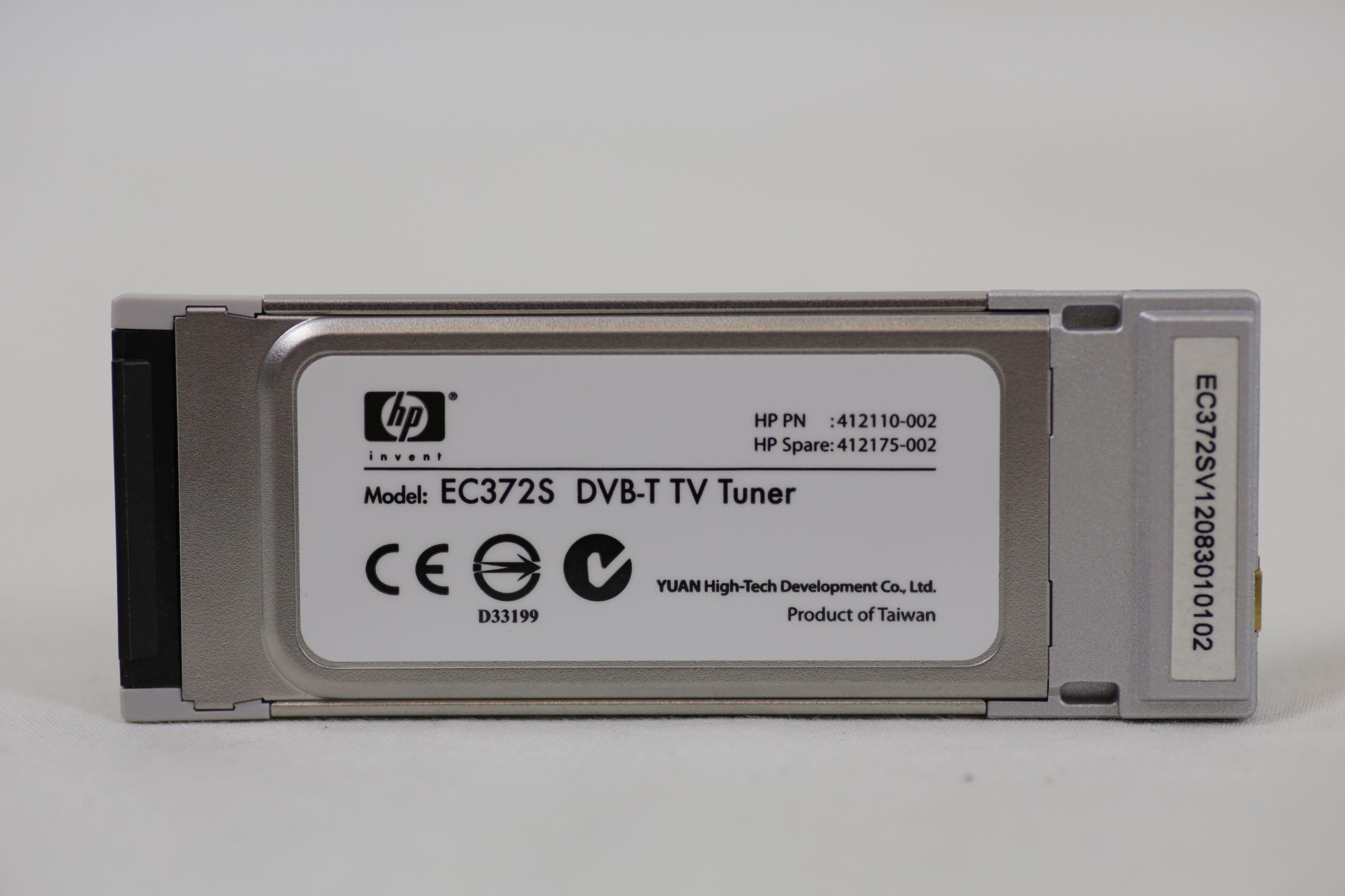 EC372S DVB-T TV TUNER WINDOWS 7 DRIVER