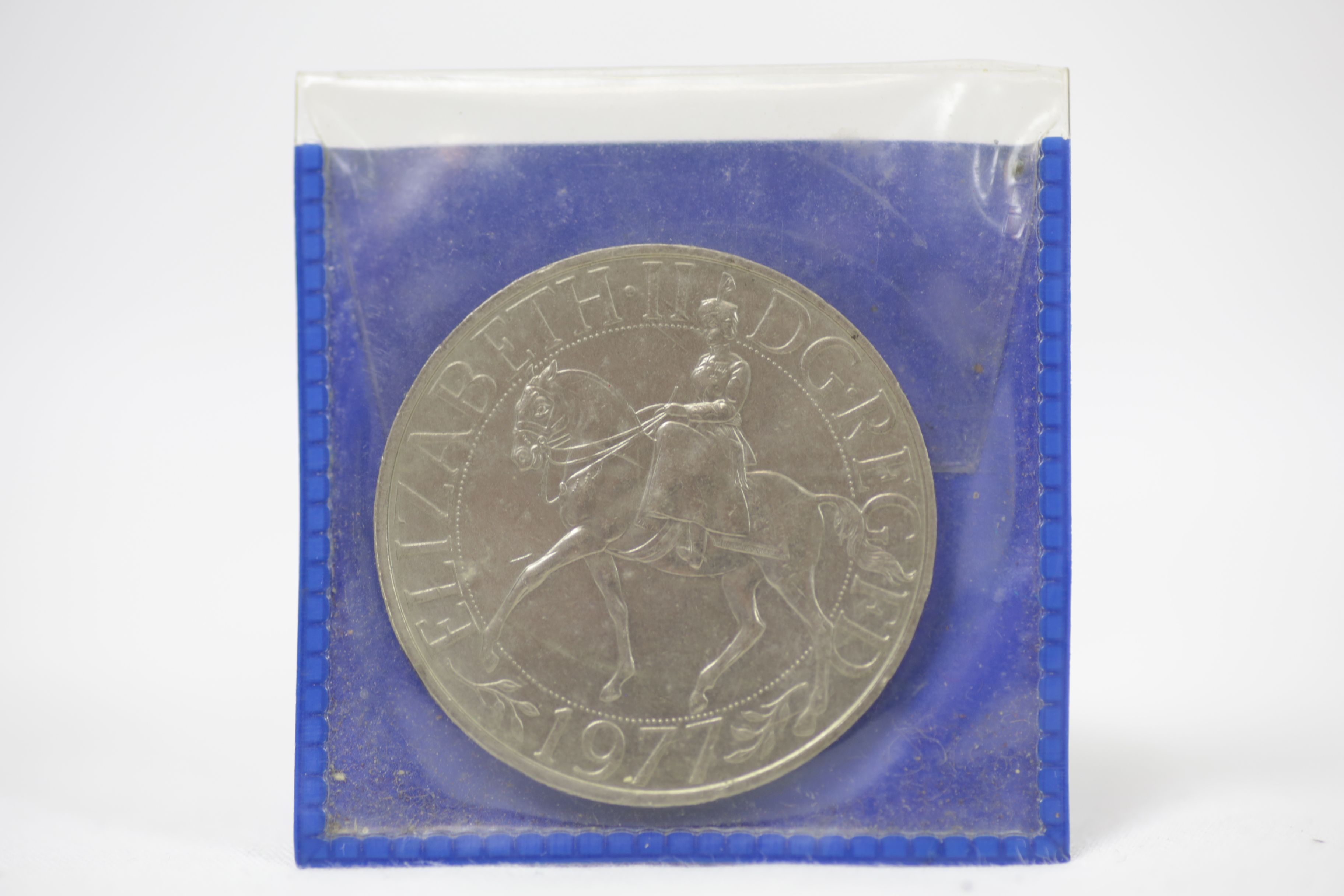 1977 Silver Jubilee Elizabeth II Silver Proof Coin