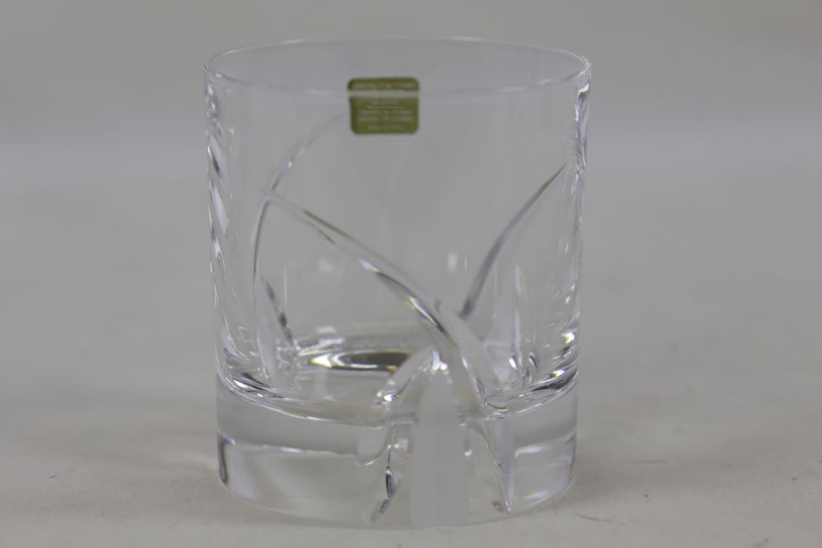 RCR Crystal Da Vinci Grosseto Old Fashioned Tumblers 29cl - Set of 6 10