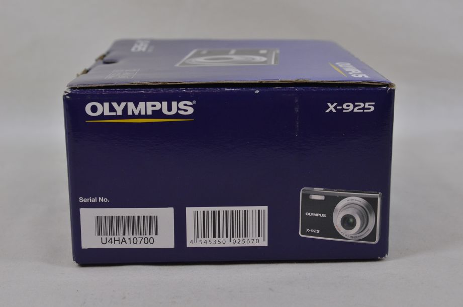 Olympus X-925 (FE-4000) 12.0MP Digital Camera - Black - 2GB XD Picture Card 11