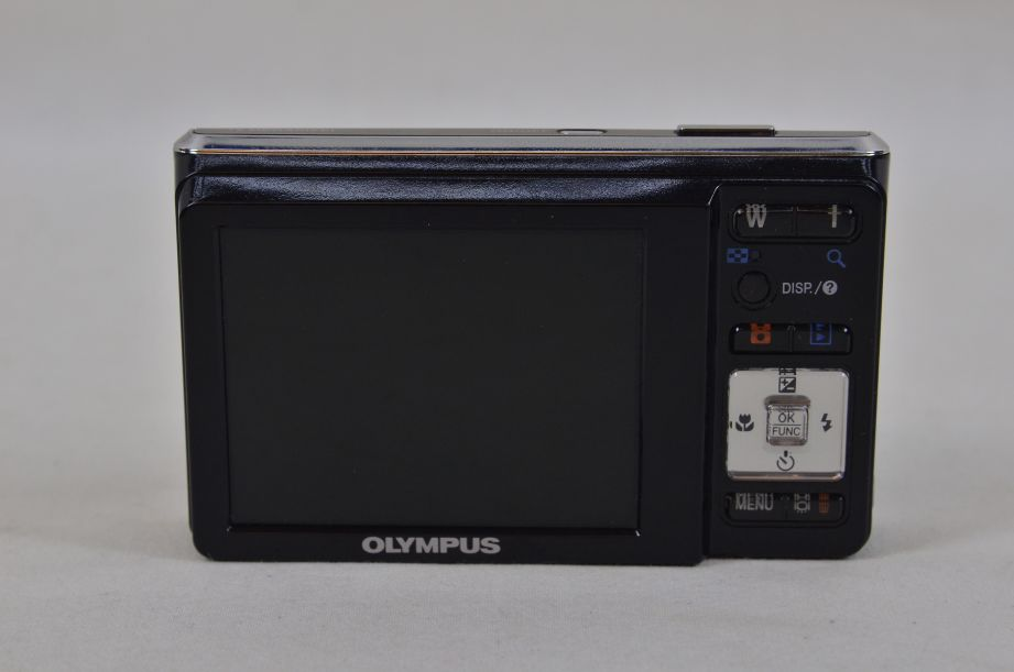 Olympus X-925 (FE-4000) 12.0MP Digital Camera - Black - 2GB XD Picture Card 3