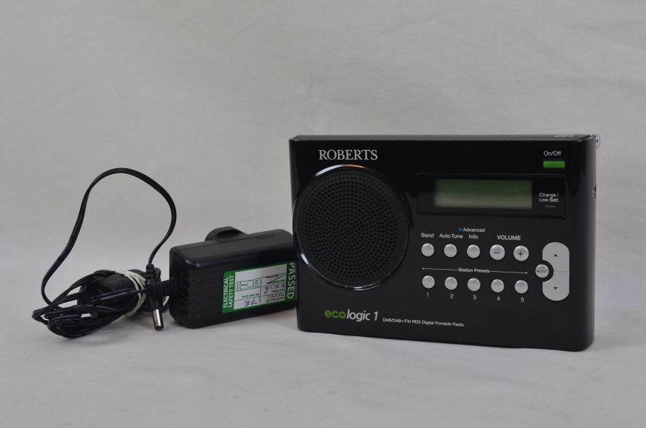 Roberts Ecologic 1 DAB/DAB+/FM RDS Digital Portable Radio