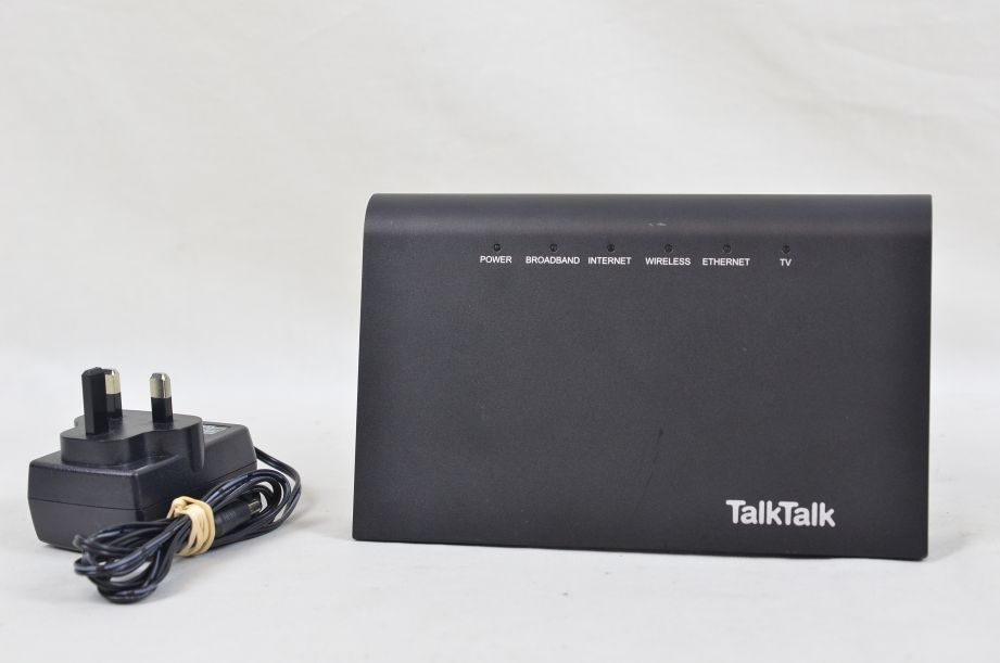 TalkTalk Super Router Huawei HG633 ADSL2+ Broadband Wireless N Modem 1