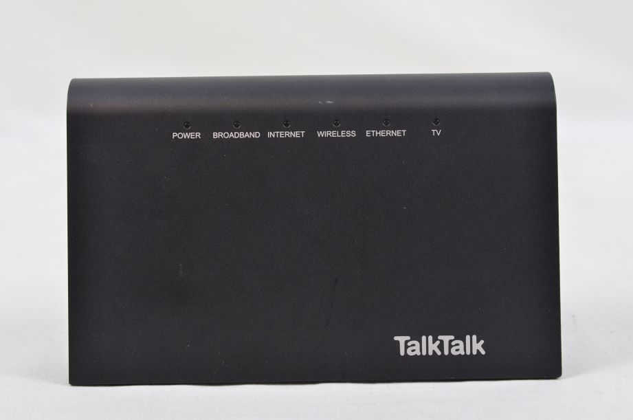 TalkTalk Super Router Huawei HG633 ADSL2+ Broadband Wireless N Modem 2