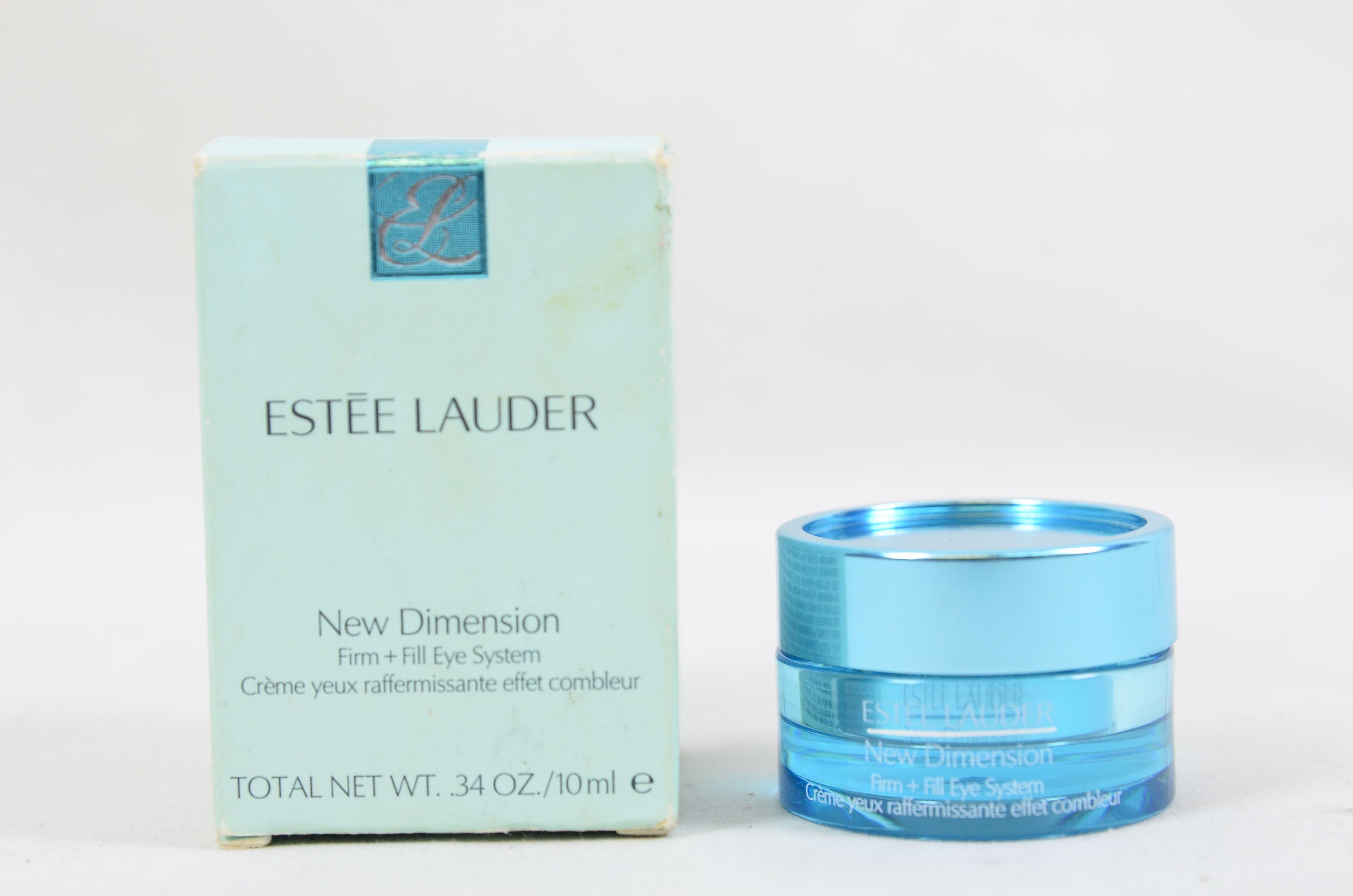 Estee Lauder New Dimension Firm + Fill Eye System 10ml Thumbnail 1