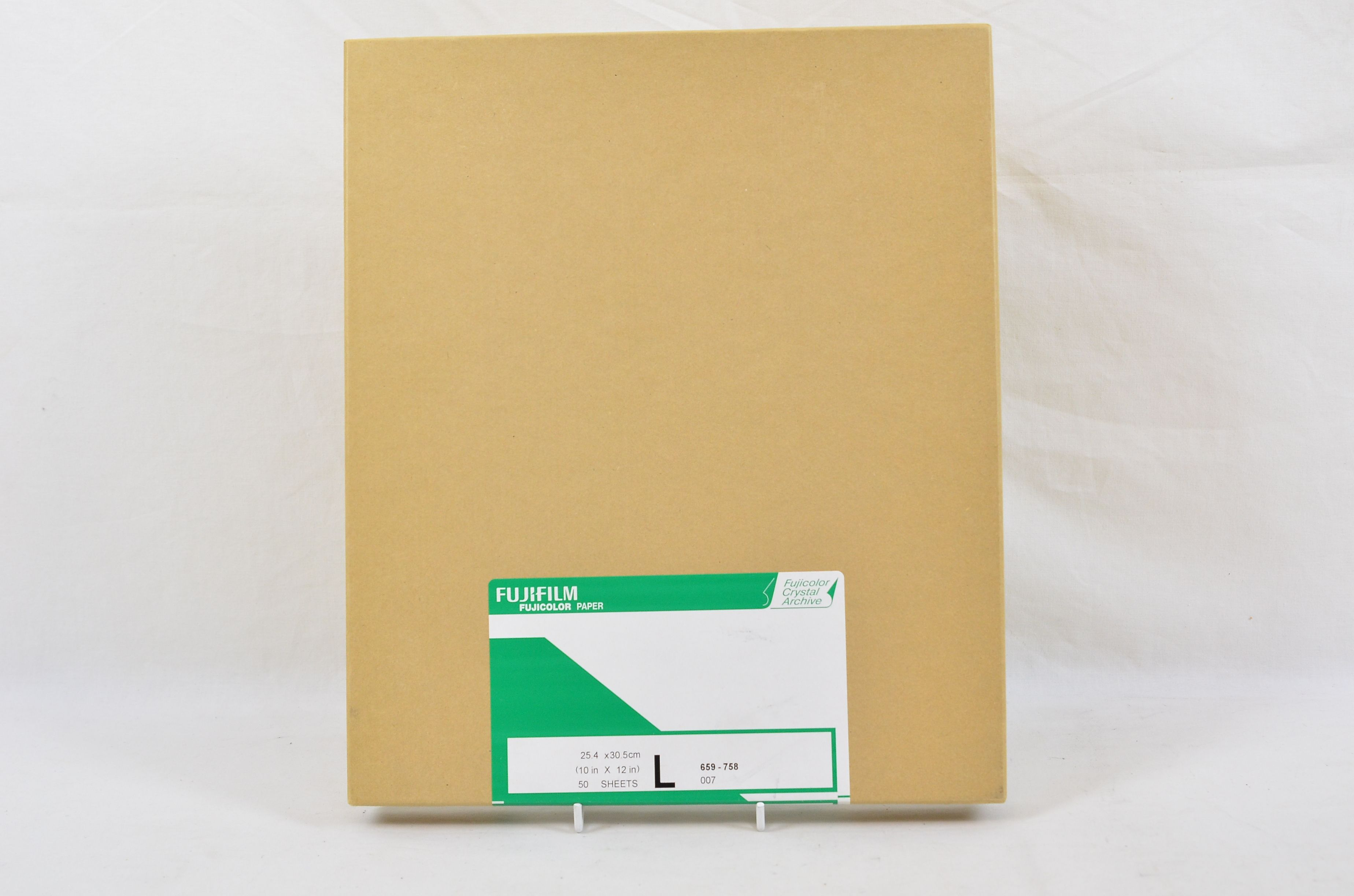 Fujifilm Fujicolor Crystal Archive Lustre Paper 25.4x30.5cm 10x12in - 50 Sheets 1