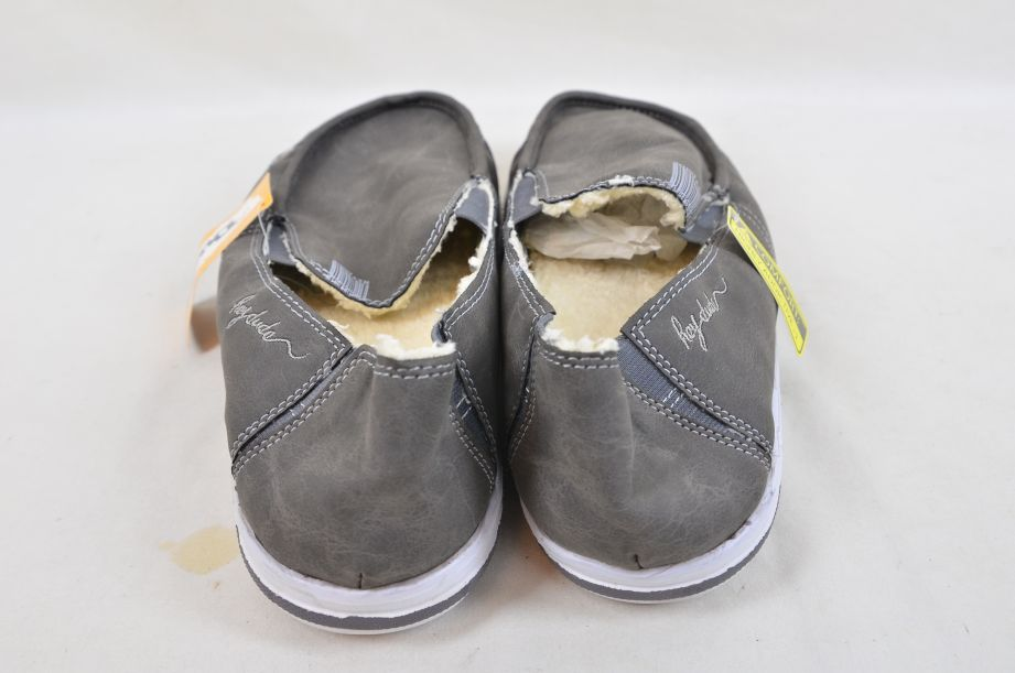 Hey Dude Gus Winter Charcoal UK Size 11 3