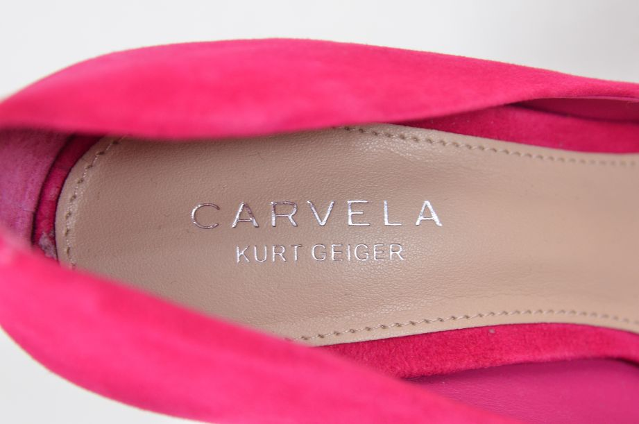 Kurt Geiger Carvela Pink UK Size 5 6
