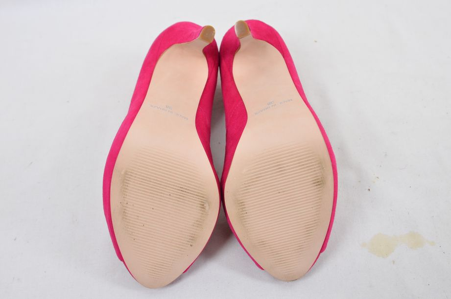 Kurt Geiger Carvela Pink UK Size 5 7