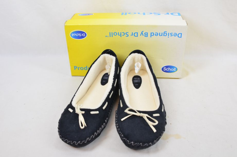 Dr Scholl Embrace Black Memory Cushion UK Size 6.5​