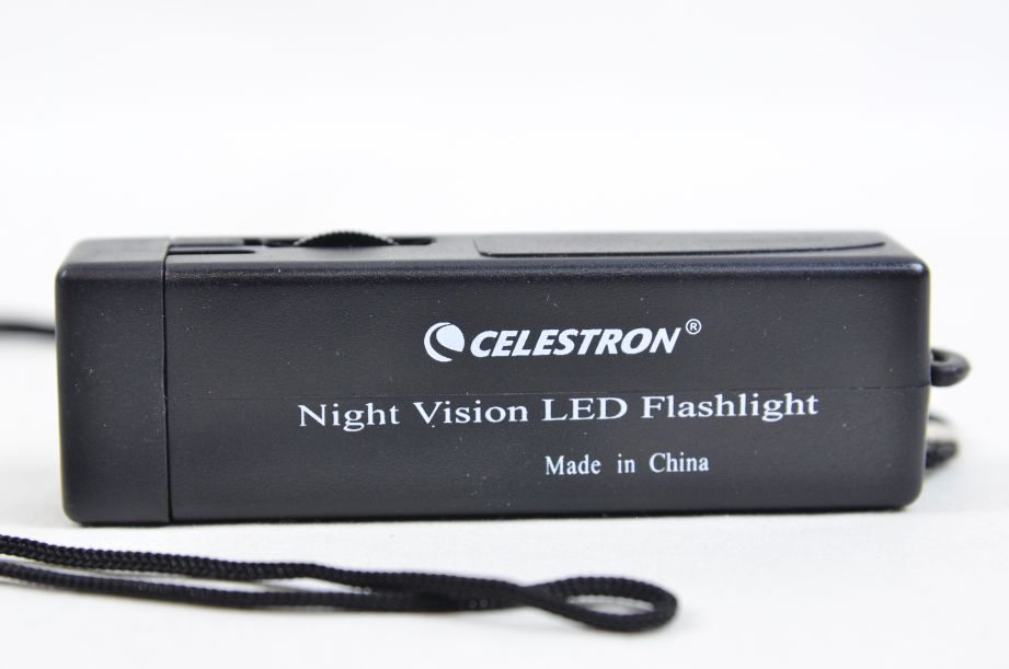 Celestron Night Vision LED Flashlight 4