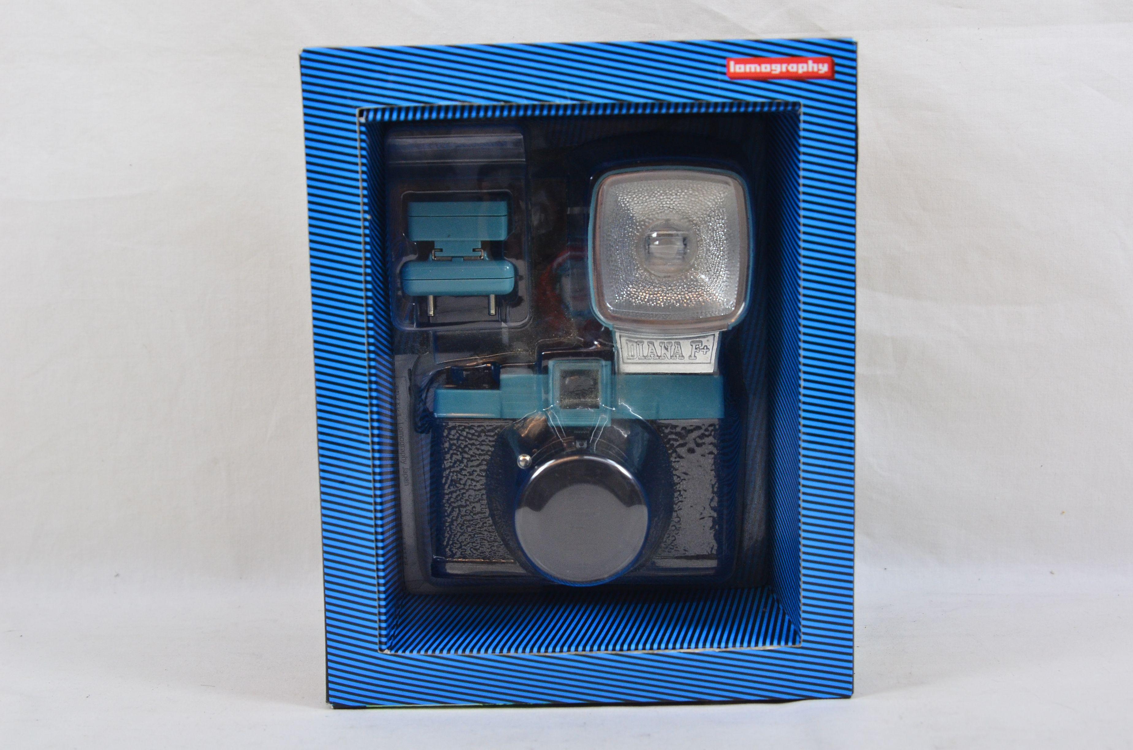 Diana F+ 120mm Medium Format Film Camera - Lomography