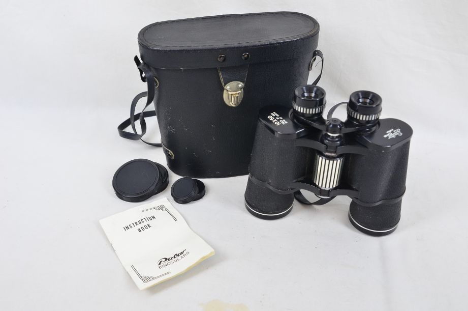 Palar Fully Coated 10 x 50 Binoculars
