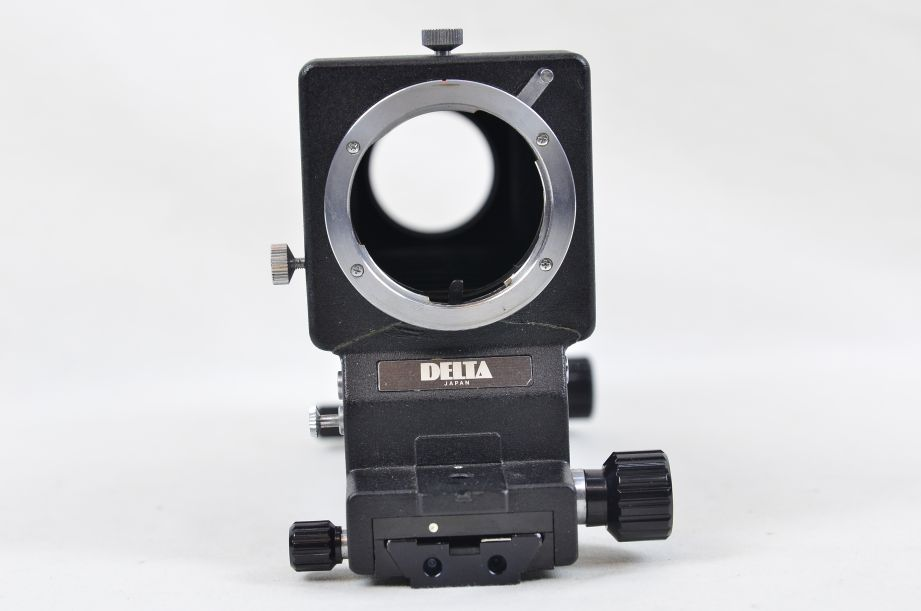Delta Macro Bellows Pentax Bayonet Mount PK PKA Has Been Repaired 5