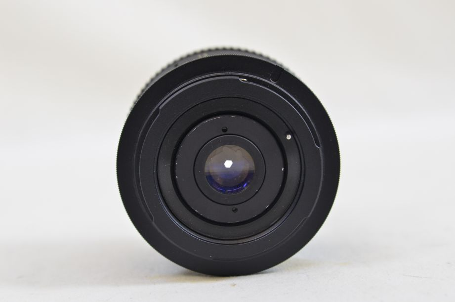 Chinon 28mm F2.8 M42 Screw With Canon EOS Bayonet Adaptor 5