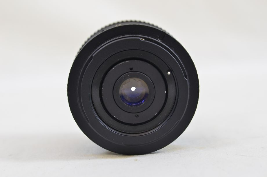 Chinon 28mm F2.8 M42 Screw With Canon EOS Bayonet Adaptor 6