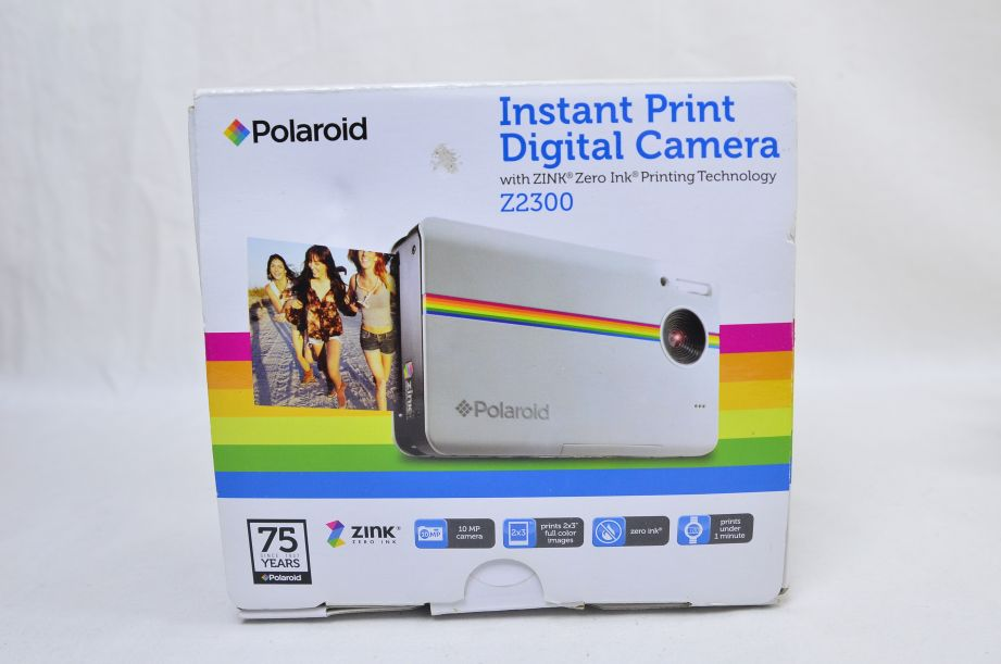 Polaroid Z2300 10 Megapixels Instant Print Digital Camera With Zero Ink Printing 11