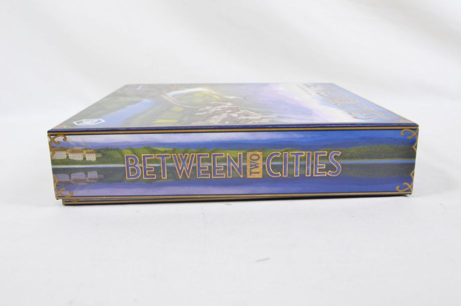 Between Two Cities Strategy Board Game By Stonemaier Games 10