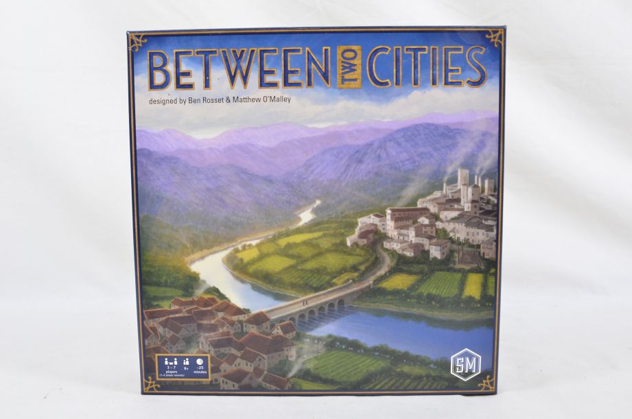 Between Two Cities Strategy Board Game By Stonemaier Games 6