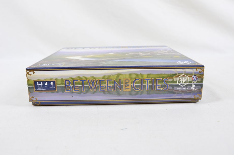 Between Two Cities Strategy Board Game By Stonemaier Games 9