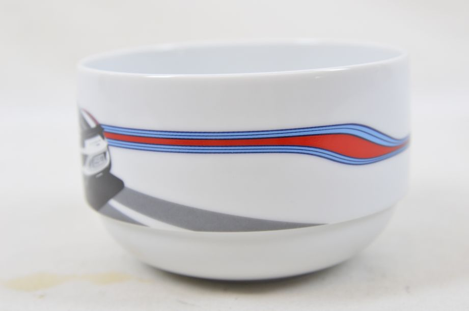 Porsche Drivers Selection Two Cereal Bowls 15 Martini Racing WAP0500700F 11