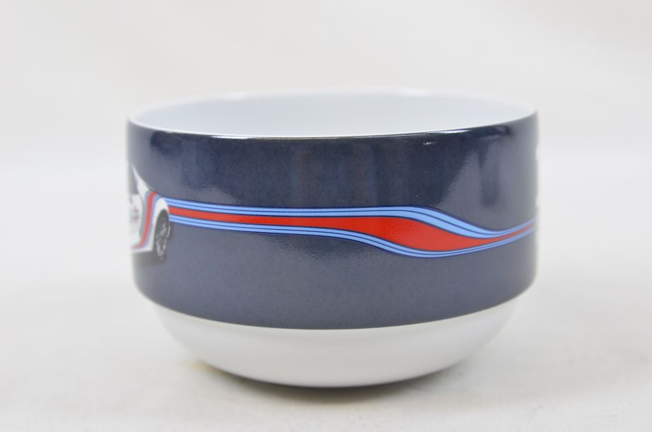 Porsche Drivers Selection Two Cereal Bowls 15 Martini Racing WAP0500700F 3