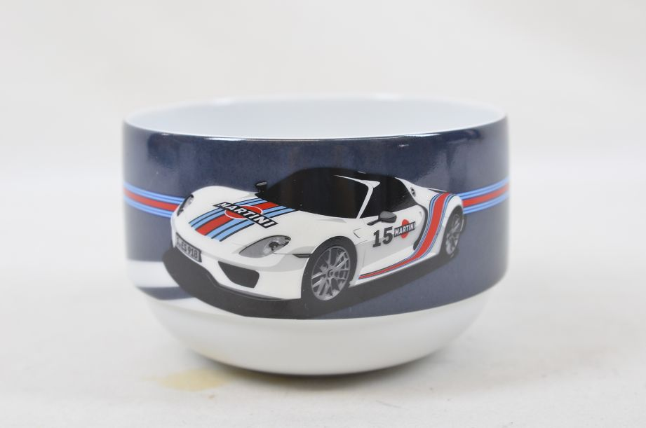 Porsche Drivers Selection Two Cereal Bowls 15 Martini Racing WAP0500700F 4