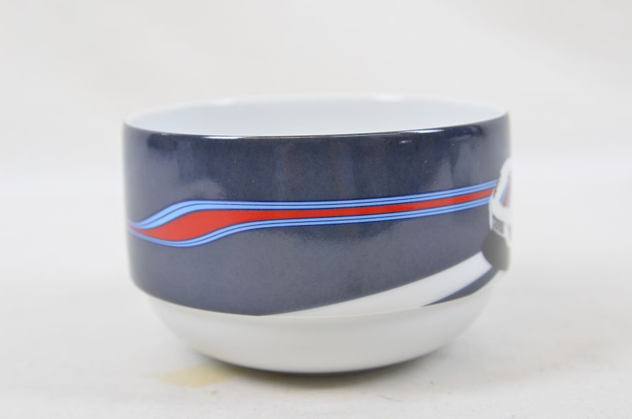 Porsche Drivers Selection Two Cereal Bowls 15 Martini Racing WAP0500700F 5