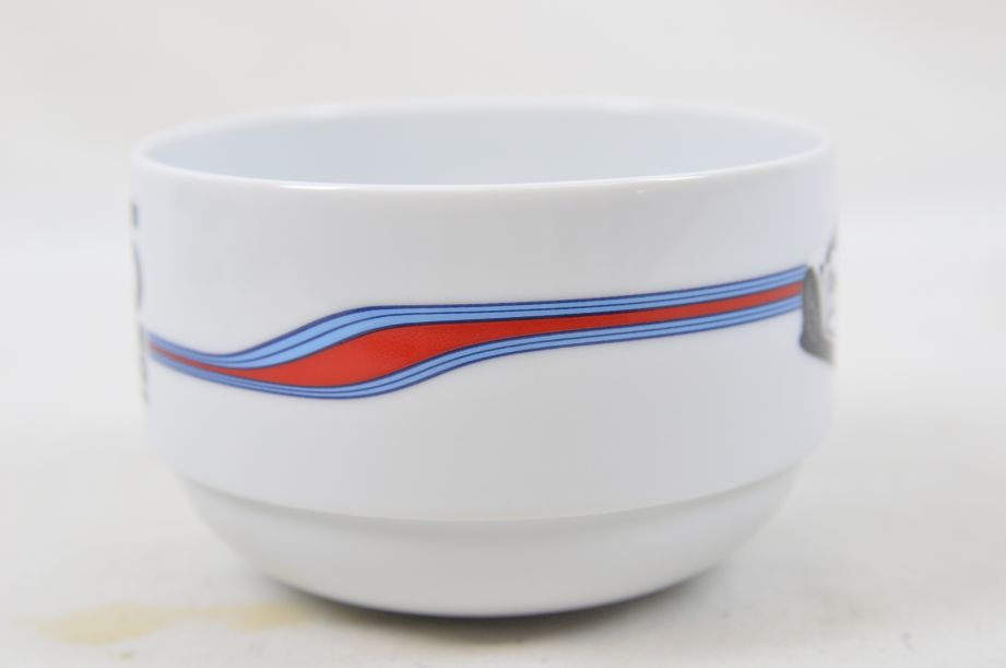 Porsche Drivers Selection Two Cereal Bowls 15 Martini Racing WAP0500700F 9