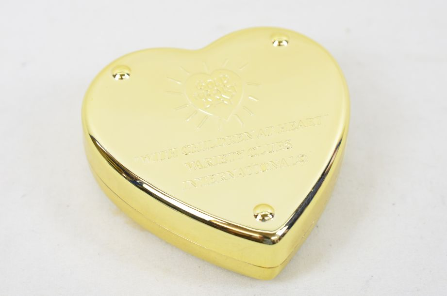 Variety Club Gold Hearts 1991 To 2000 And 2002 10