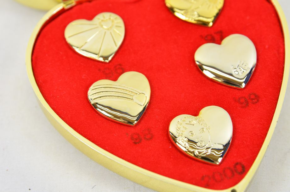Variety Club Gold Hearts 1991 To 2000 And 2002 3