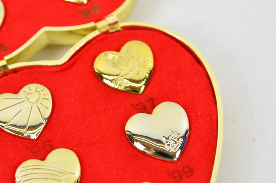Variety Club Gold Hearts 1991 To 2000 And 2002 4