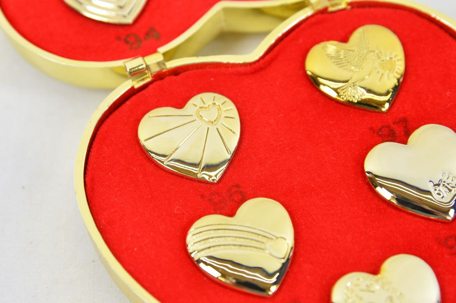 Variety Club Gold Hearts 1991 To 2000 And 2002 5