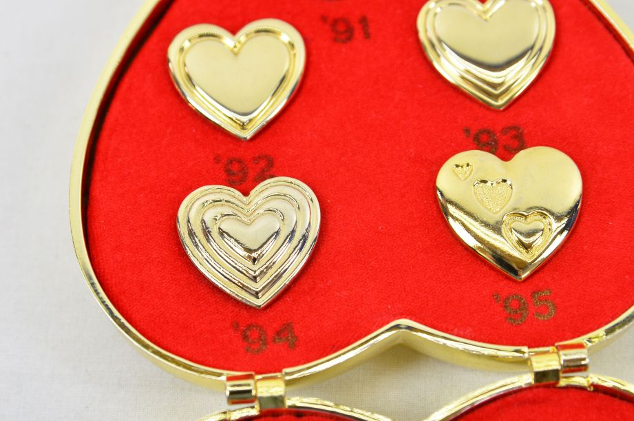 Variety Club Gold Hearts 1991 To 2000 And 2002 6