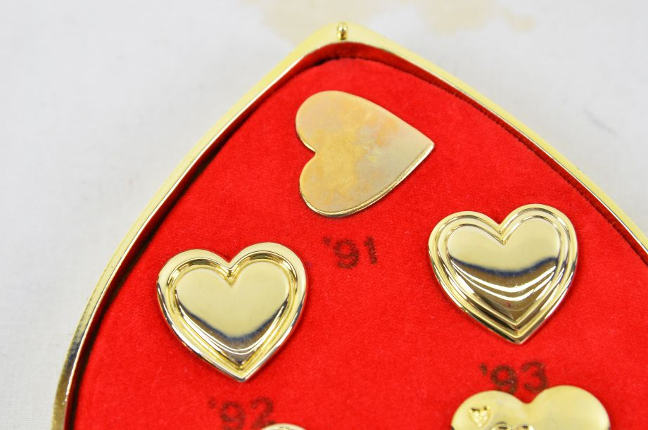 Variety Club Gold Hearts 1991 To 2000 And 2002 8