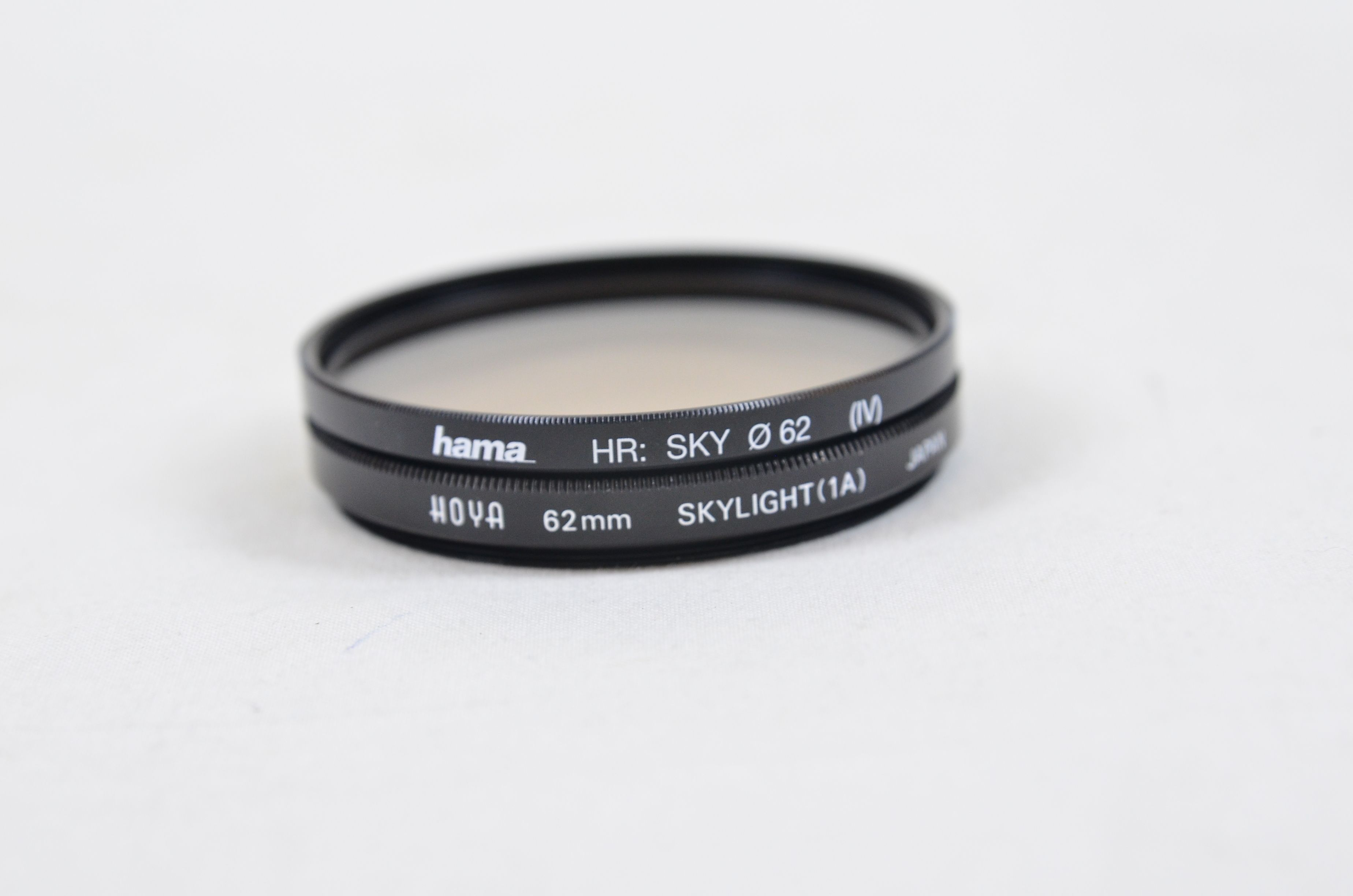 Assorted Filters 3x 55mm 2x 58mm 2x 62mm 1x 67mm Special Effects Filters Thumbnail 4