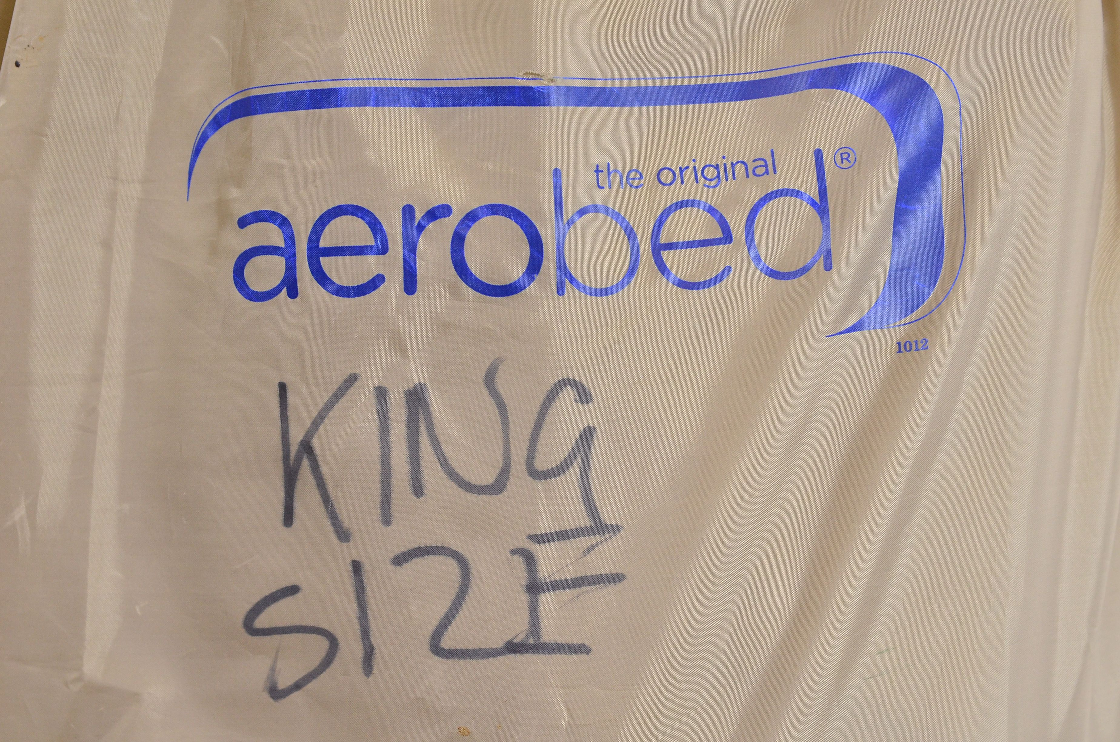 Aerobed Original King Size Self Inflating Mattress Air Bed 7