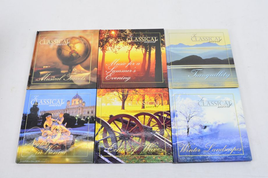 The Classical Mood CD Box Set Collection 48 Cd's With Booklets 10
