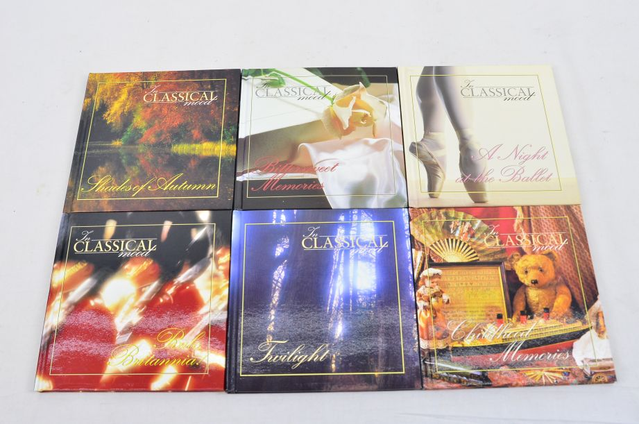 The Classical Mood CD Box Set Collection 48 Cd's With Booklets 11