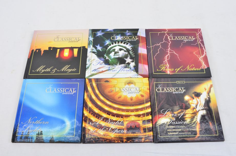 The Classical Mood CD Box Set Collection 48 Cd's With Booklets 14