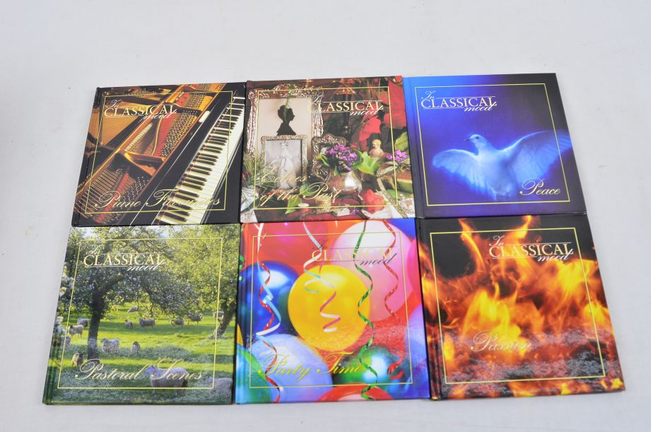 The Classical Mood CD Box Set Collection 48 Cd's With Booklets 7