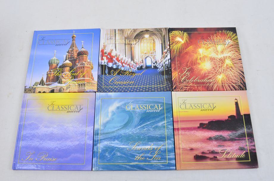 The Classical Mood CD Box Set Collection 48 Cd's With Booklets 8